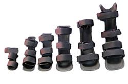Pack Férulas ortopédicas para miembro posterior